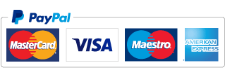 paypal pay here logo