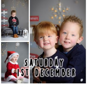 POP-UP CHRISTMAS SHOOTS 2018 TIMES AND DEPOSITS SATURDAY 1ST OF DECEMBER AT STANLEY METHODIST CHURCH