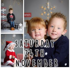 POP-UP CHRISTMAS SHOOTS 2018 SHOOTS 2018 TIMES AND DEPOSITS SATURDAY 24TH NOVEMBER AT STANLEY METHODIST CHURCH