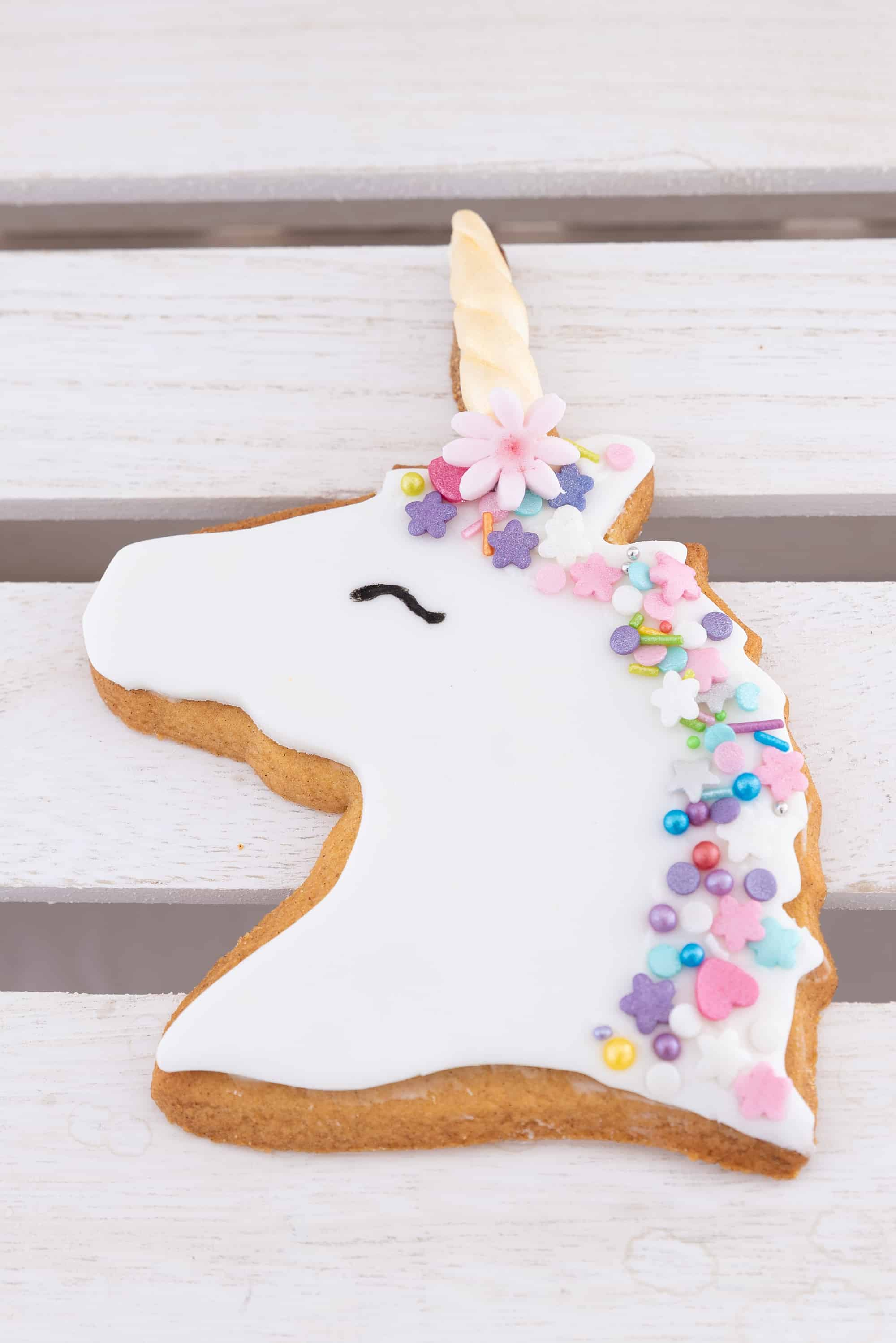 www.blossombakery.co.uk products i have photographed - gingerbread unicorn