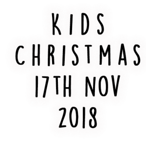 POP-UP CHRISTMAS SHOOTS 2018 SHOOTS 2018 TIMES AND DEPOSITS SATURDAY 17TH NOVEMBER AT STANLEY METHODIST CHURCH