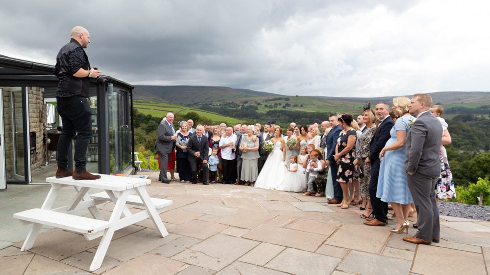 Nicholas_Teal_Photography_in_action_at_Danny & Laura Wedding Holmfirth Vineyard